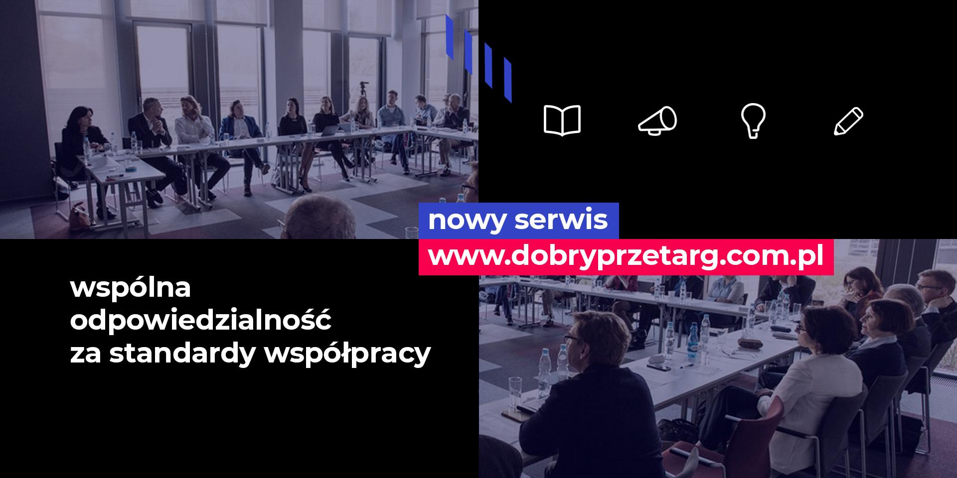 Dobry Przetarg ma nową stronę www, zapraszamy!