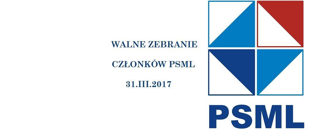 Walne Zebranie Członków PSML