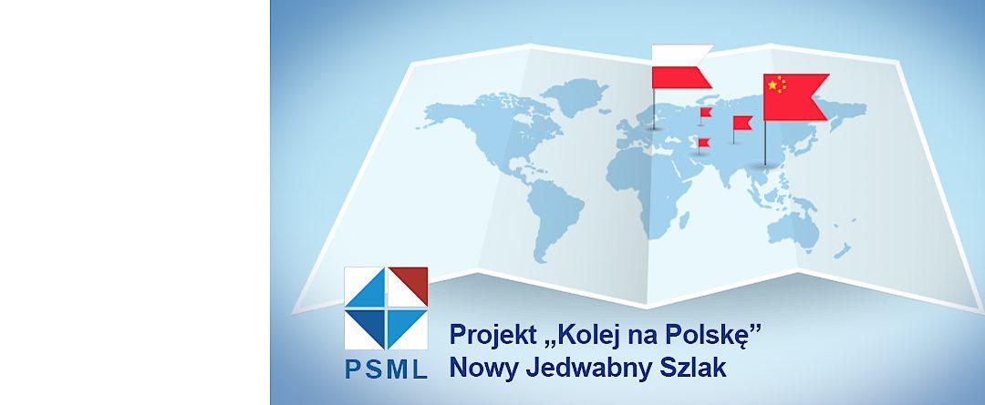 Kolej na Polskę → centralny hub przeładunkowy Jedwabnego Szlaku w sercu starego kontynentu
