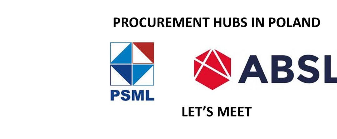 Huby kompetencji zakupowych w Polsce