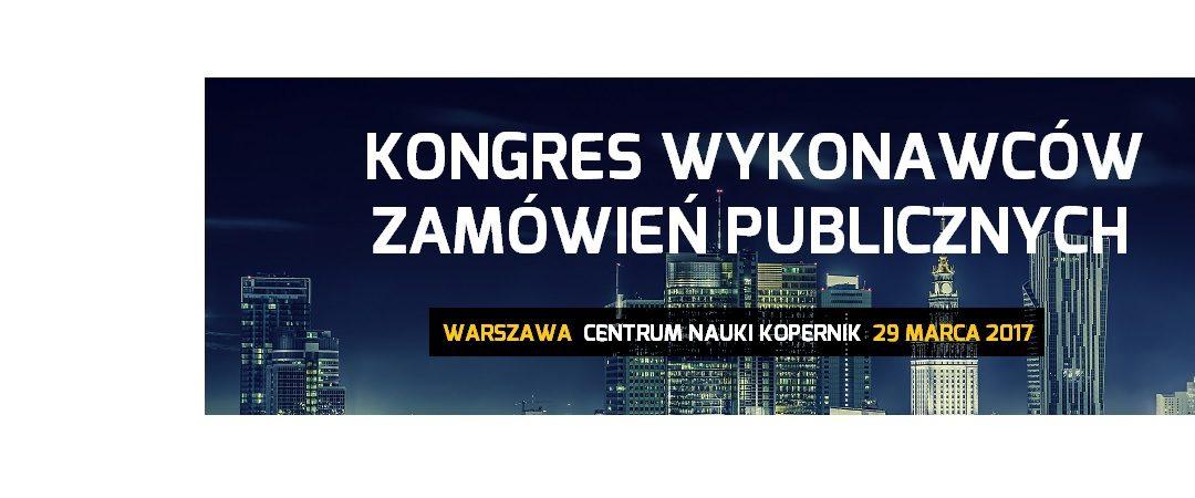PSML partnerem Kongresu Wykonawców Zamówień Publicznych