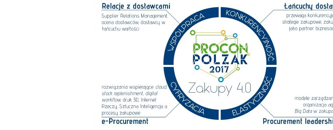 PROCON/POLZAK 2017 – Procurement Conference