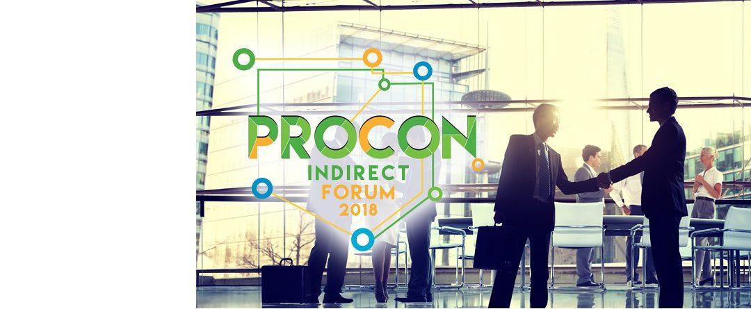 PROCON Indirect Forum 2018 pod patronatem PSML