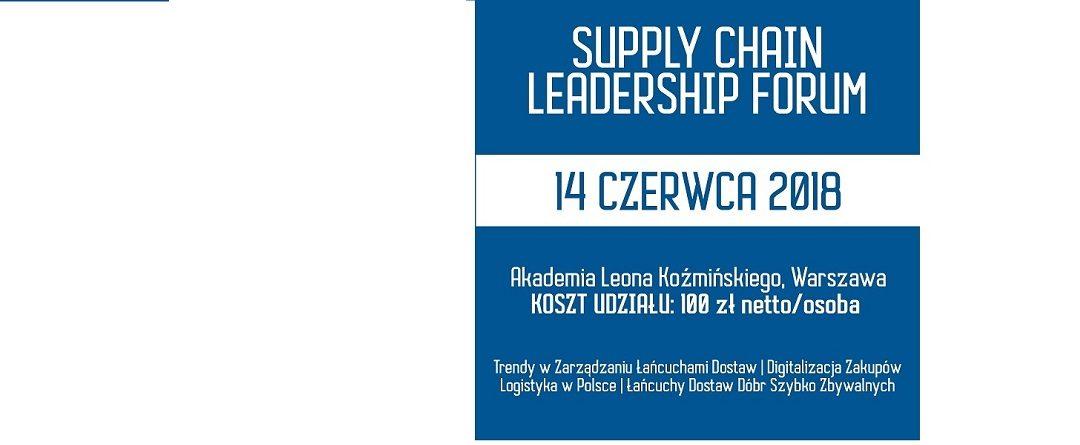 Supply Chain Leadership Forum