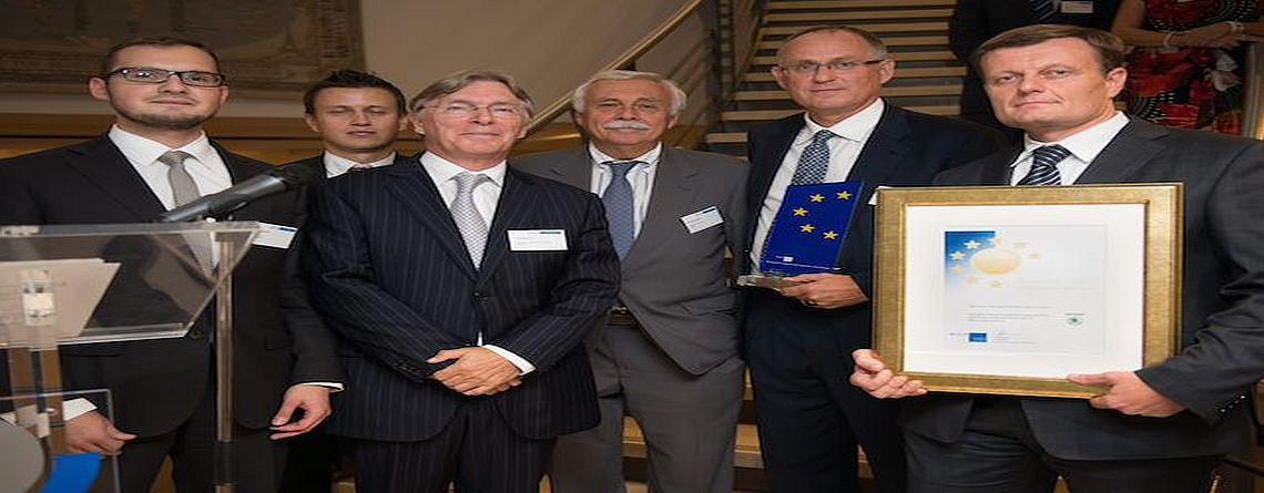 The European Gold Medal in Logistics and Supply Chain