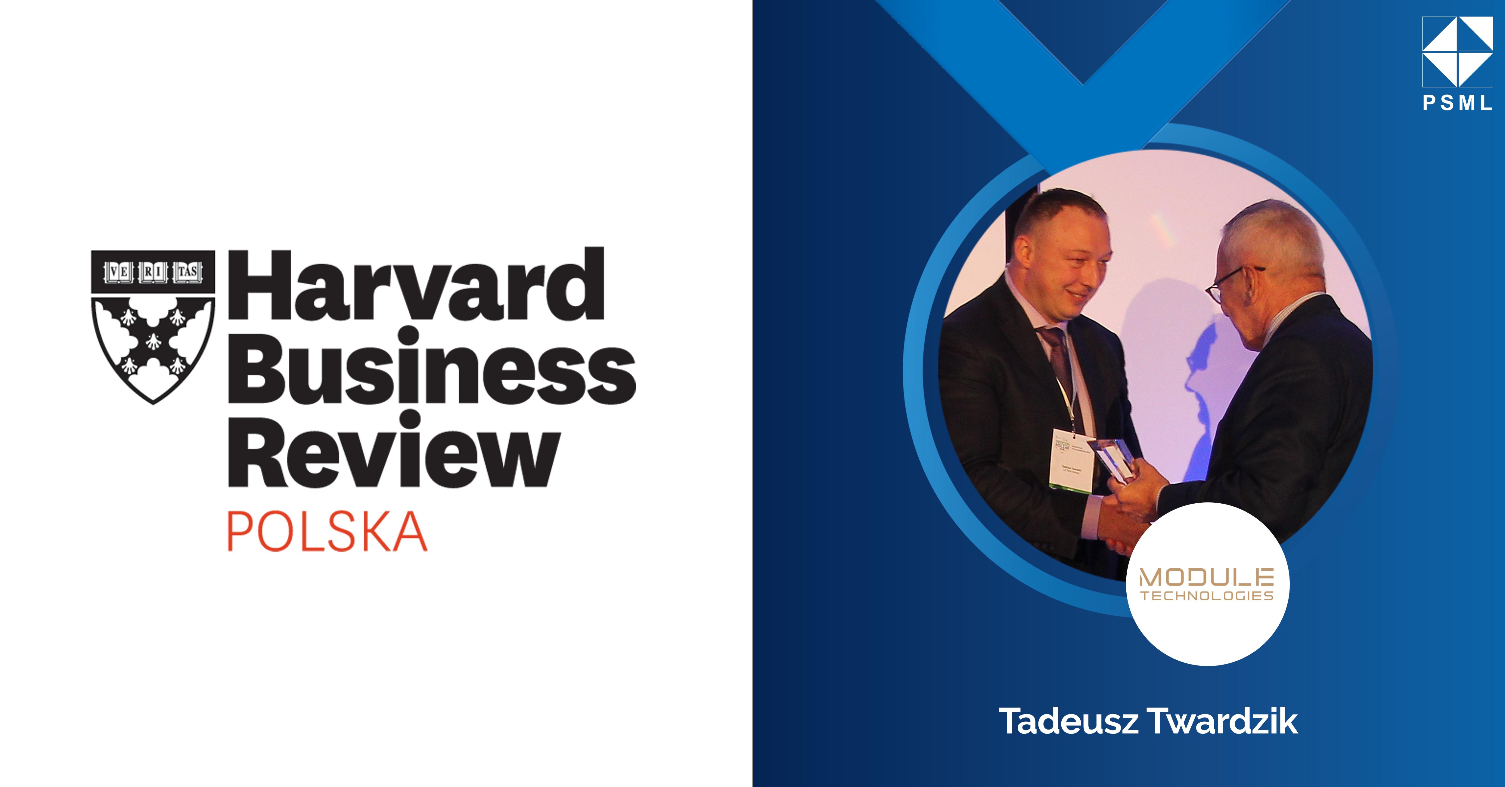 Od zakupowca do innowatora – LIDER ZAKUPÓW 2018 w Harvard Business Review