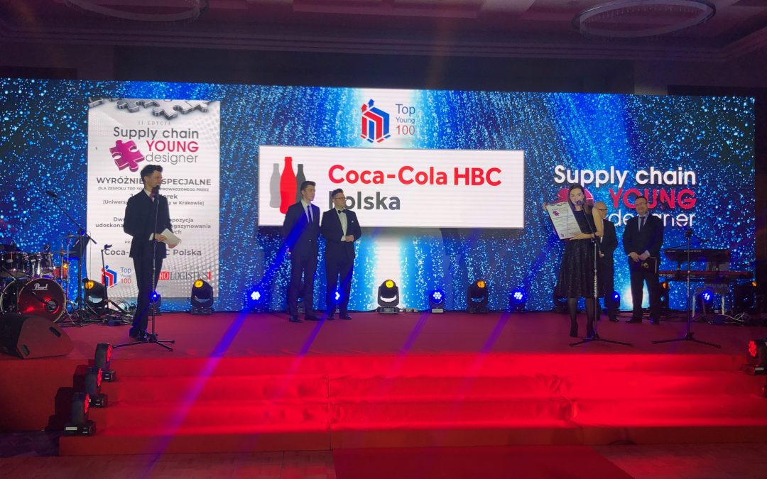 Top Young 100 awarded at the Logistics, Transport and Production Gala 2019