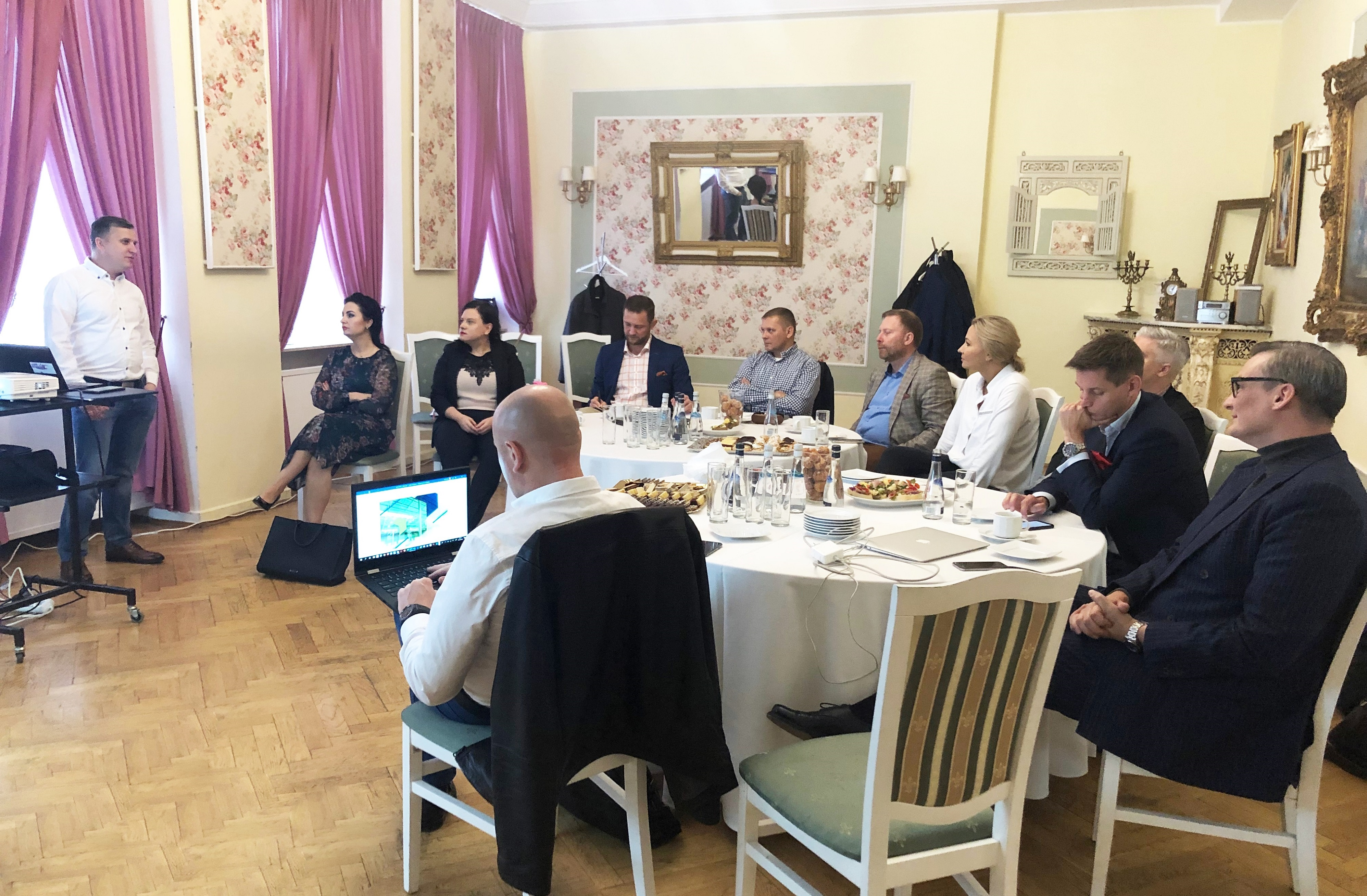 Meeting of PSME Experts in the form of workshops