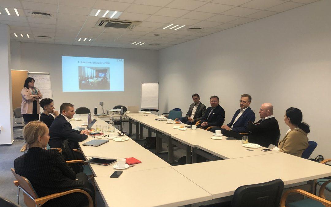 Spotkanie organizacyjno-podsumowujące PSME