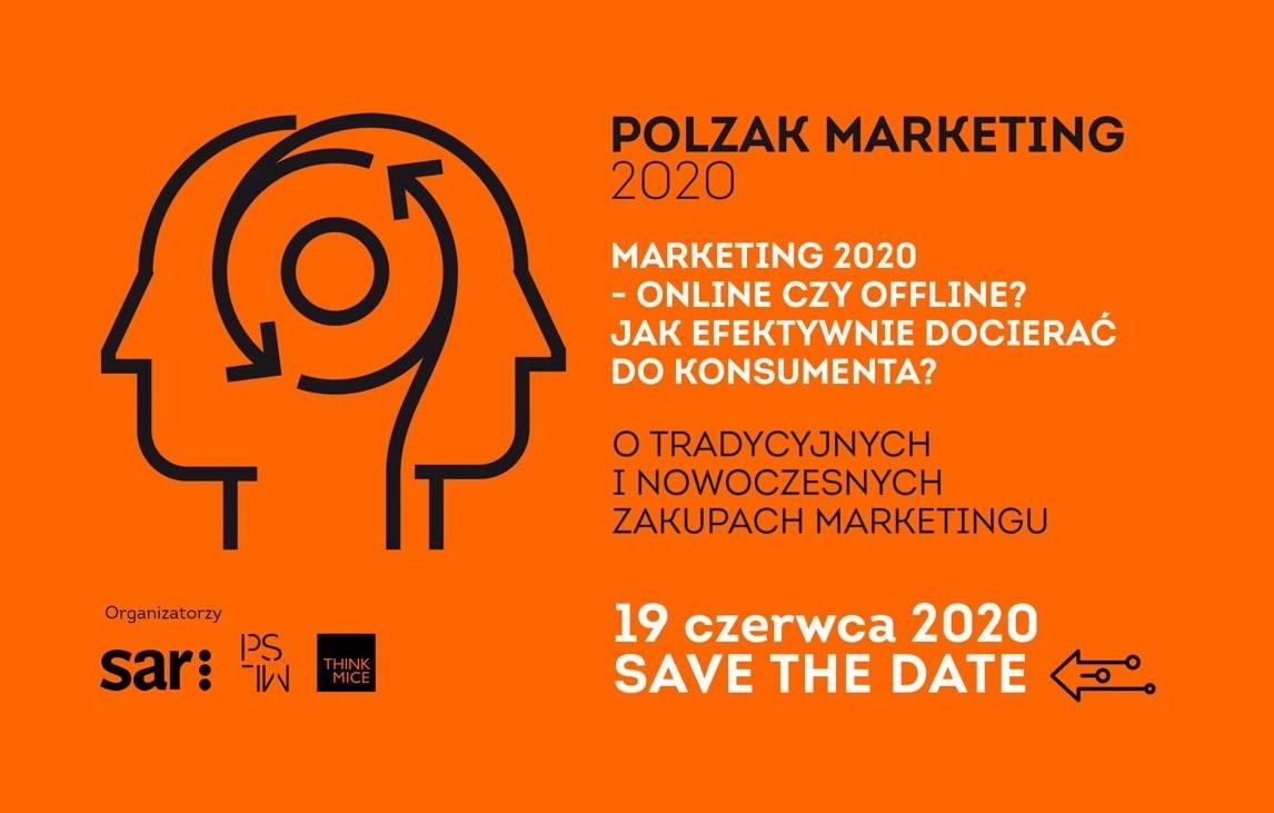 POLZAK Marketing 2020 – zapowiedź