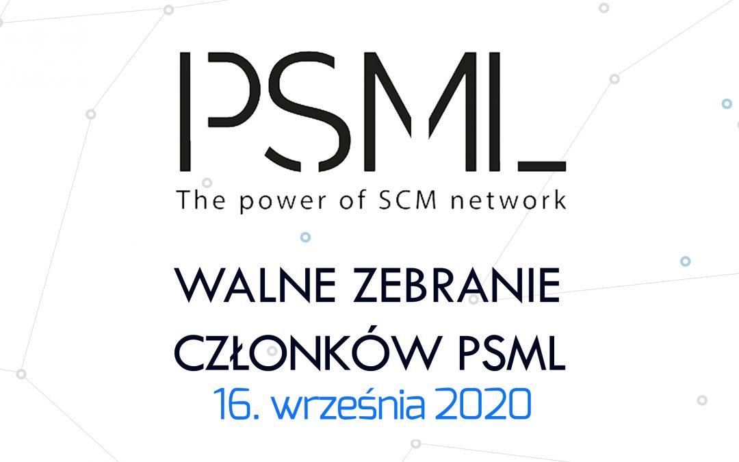 Walne Zebranie Członków Stowarzyszenia PSML