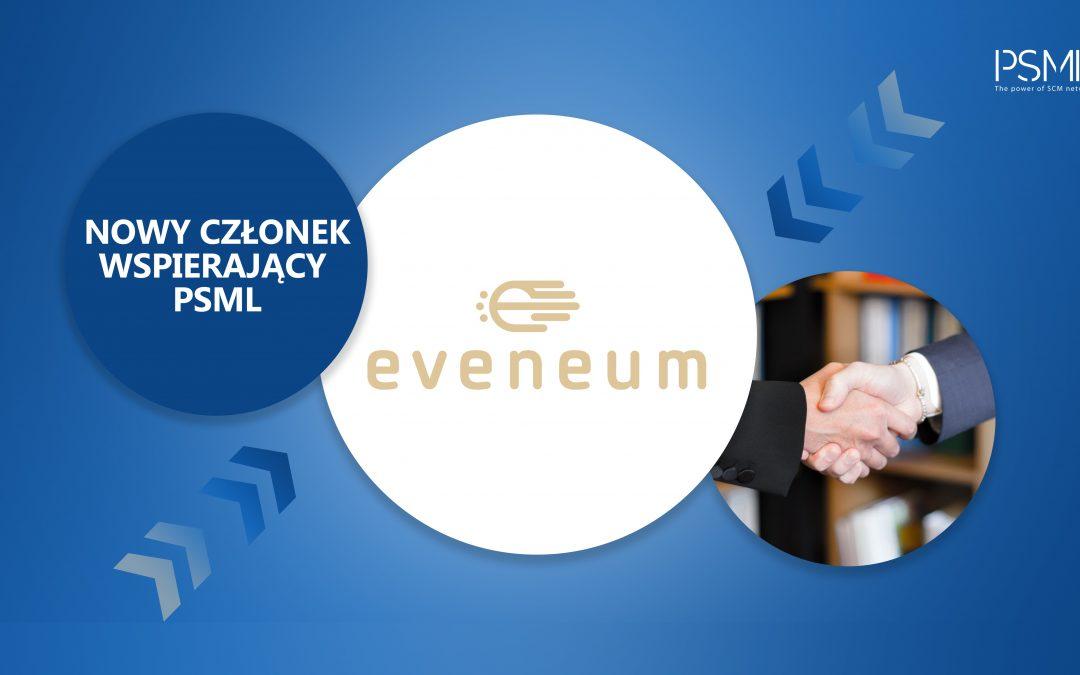 Nowy Członek Wspierający PSML – Eveneum