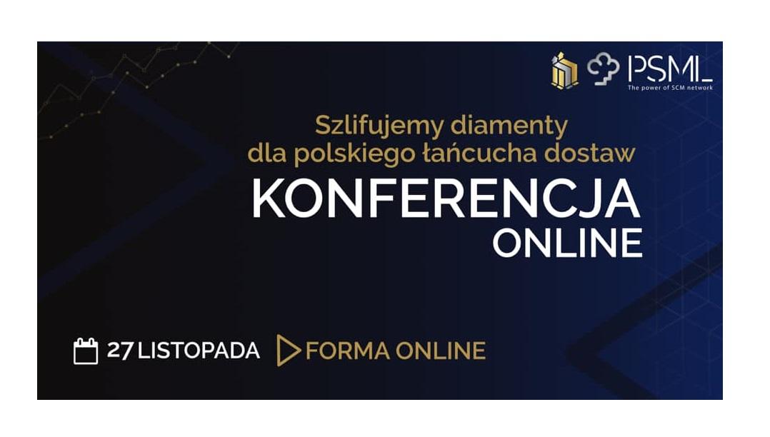 """Konferencja """"Szlifujemy diamenty dla polskiego łańcucha dostaw"""" już za tydzień!"""