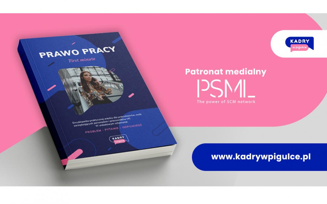Prawo pracy – książka pod patronatem medialnym PSML