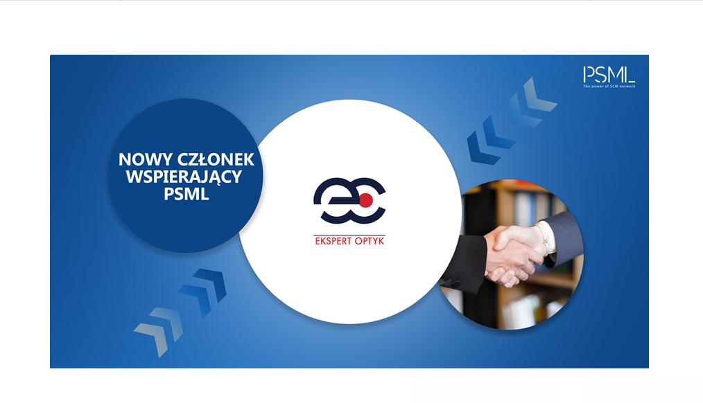 Nowy Członek Wspierający PSML – Ekspert Optyk