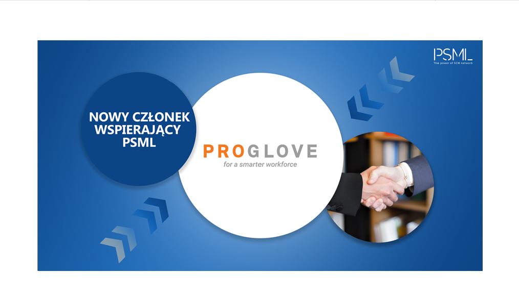 Nowy Członek Wspierający PSML – ProGlove
