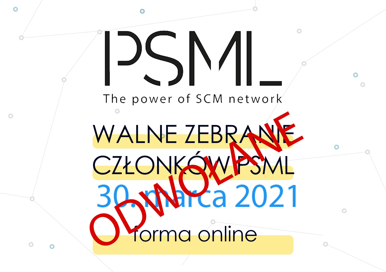ODWOŁANIE – WZC PSML 30.03.2021