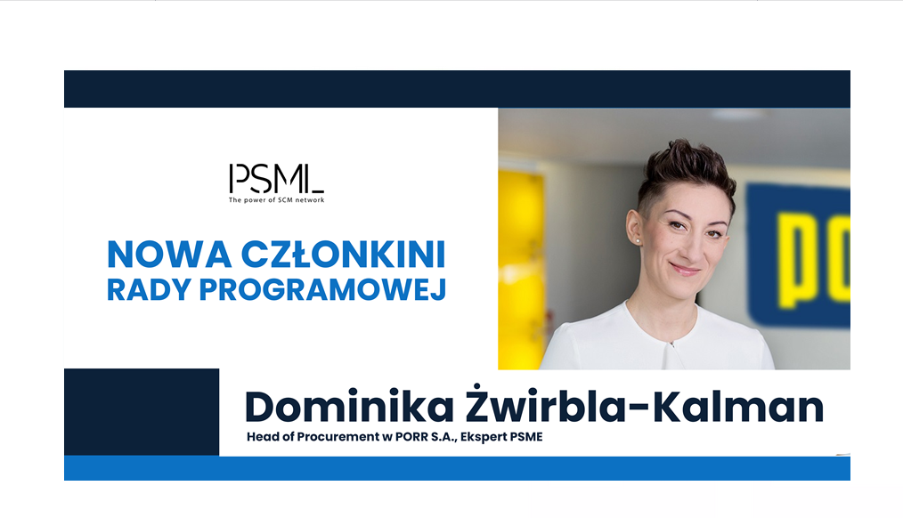 Dominika Żwirbla-Kalman nową członkinią Rady Programowej PSML
