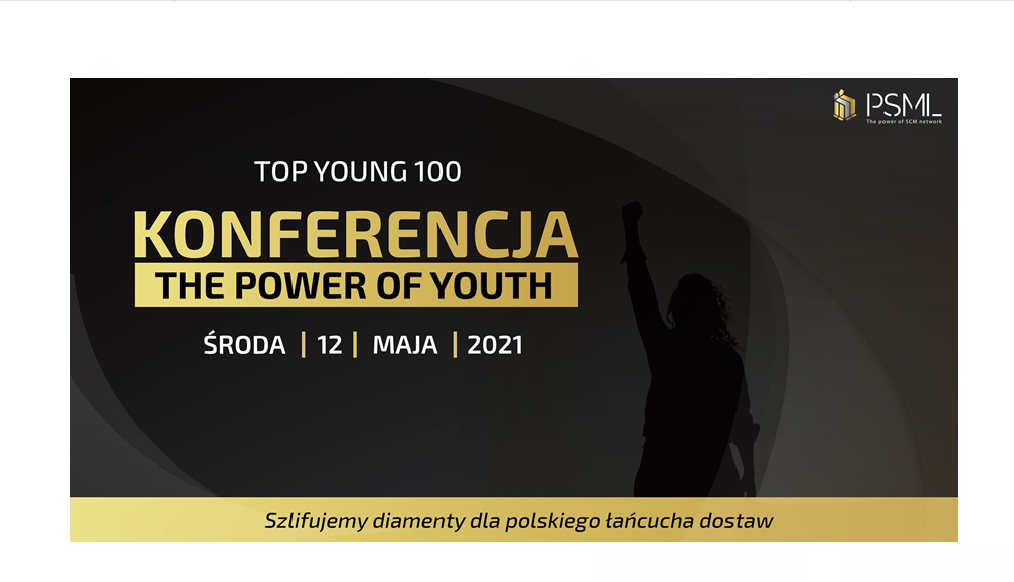 """Konferencja TOP Young 100 """"THE POWER OF YOUTH"""""""