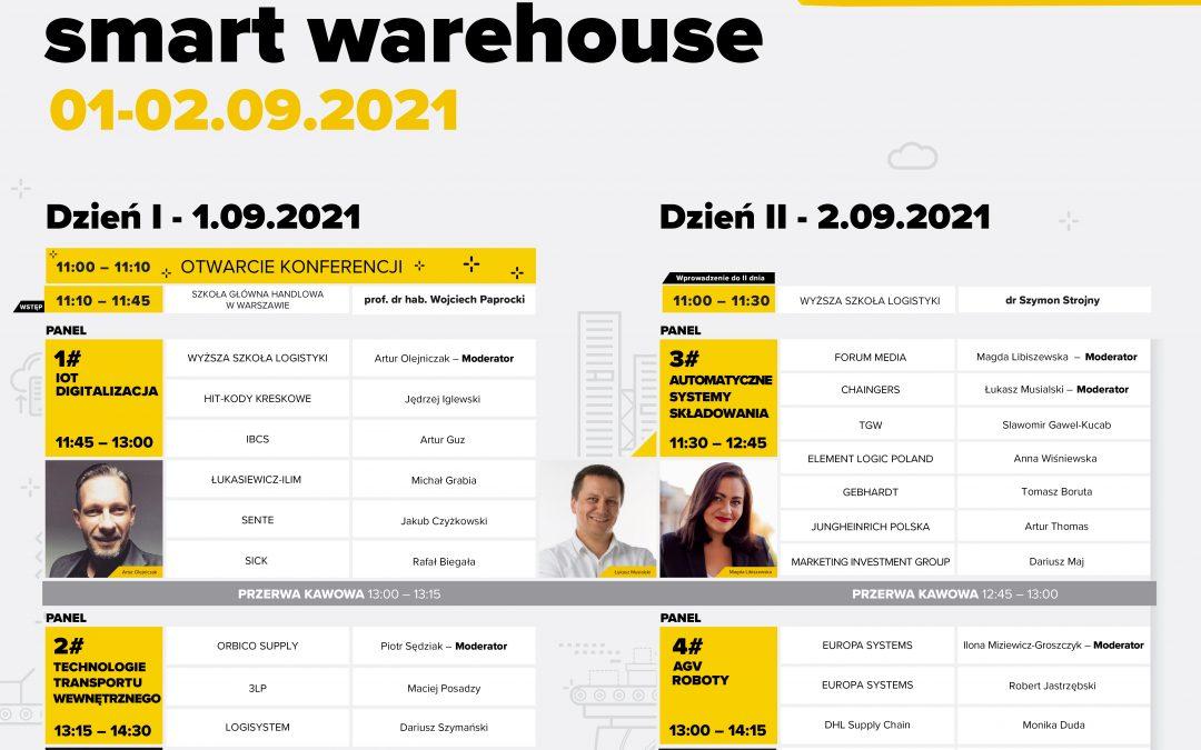 Przepis na Smart Warehouse