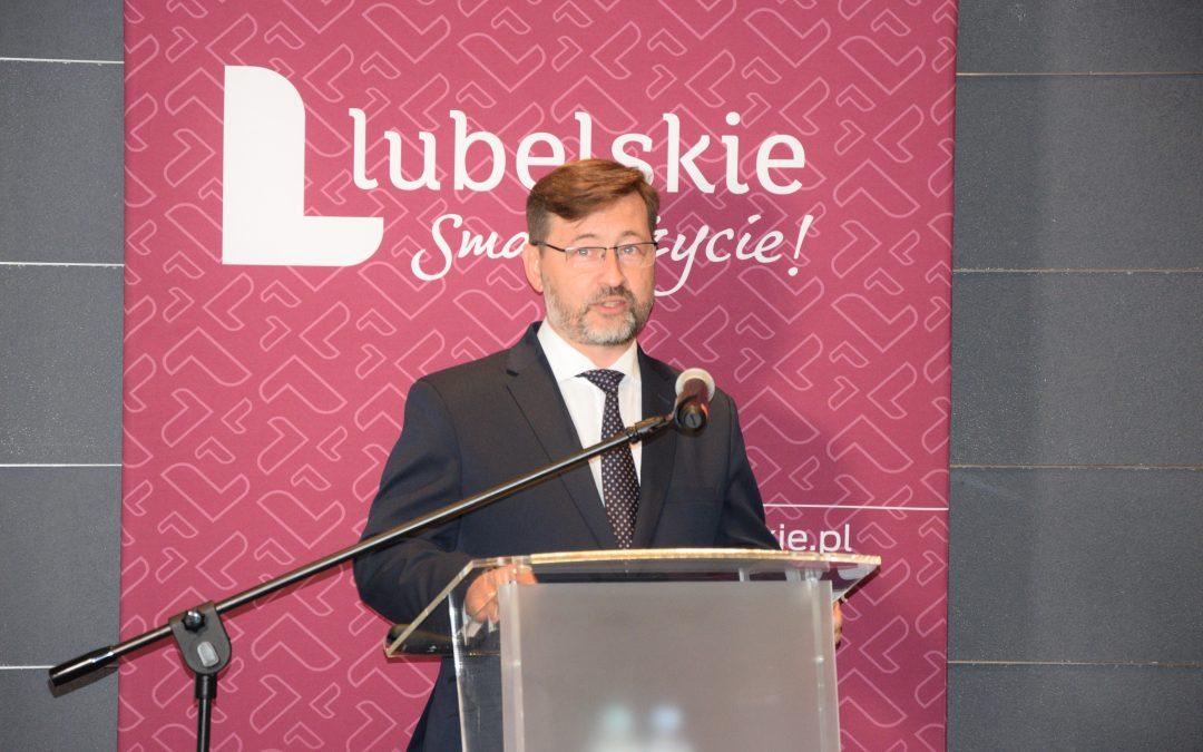 "🚂🚂 Seminarium gospodarcze ""Kolej na Polskę – kolej na Lubelskie"" już za nami!"