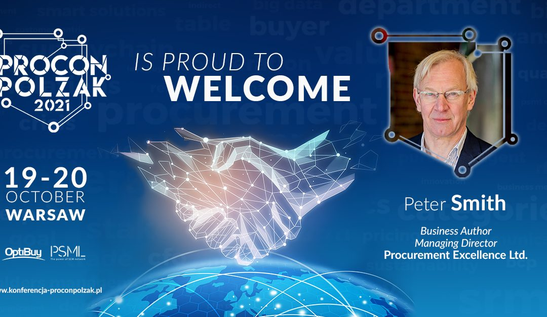 PROCON/POLZAK 2021 –  II KEYNOTE SPEECH: What is Bad Buying – And How Can You Avoid It?