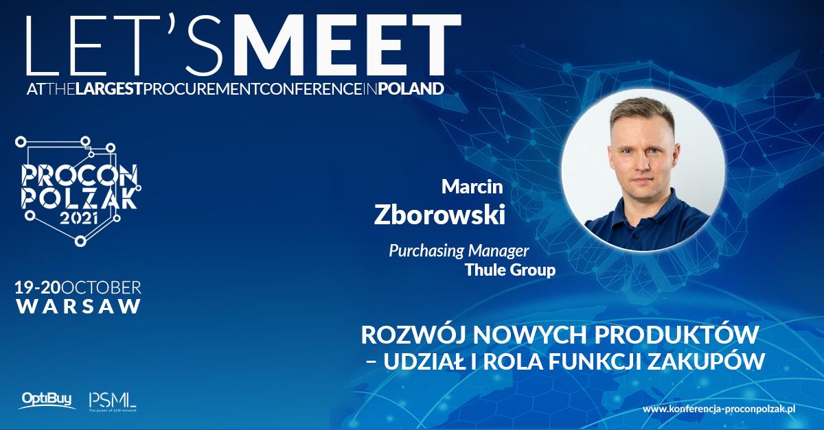 PROCON/POLZAK 2021 – Rozwój nowych produktów – udział i rola funkcji zakupów – case study:
